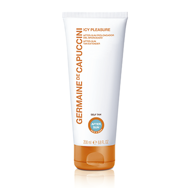Icy Pleasure After-Sun Tan Extender (200ml)