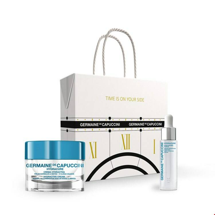 Christmas Moments Hydractive Cream Normal To Combination Skin