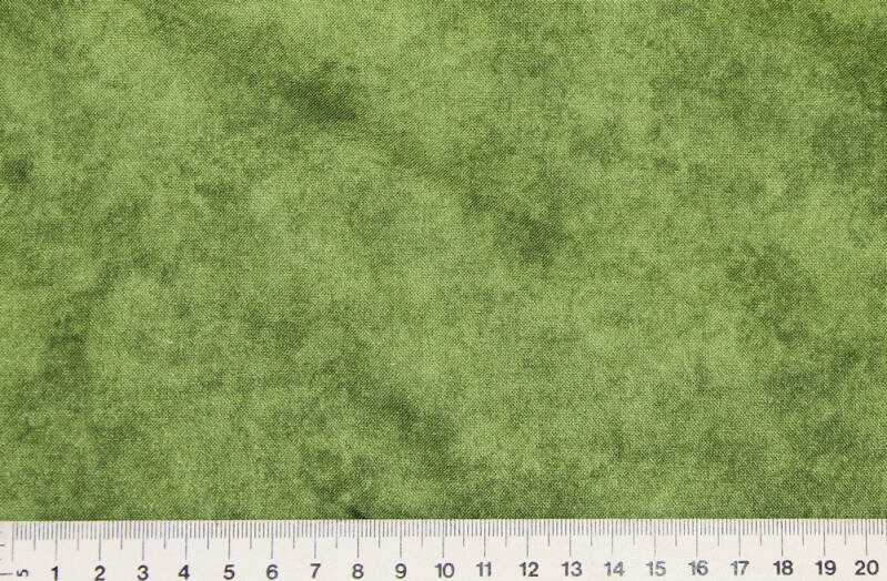 Maywood Studio suede texture groen, 275 cm breed