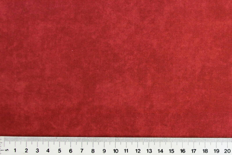 Maywood Studio suede texture rood, 275 cm breed