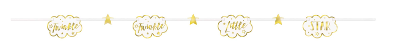 Twinkle Litlle Star Banner