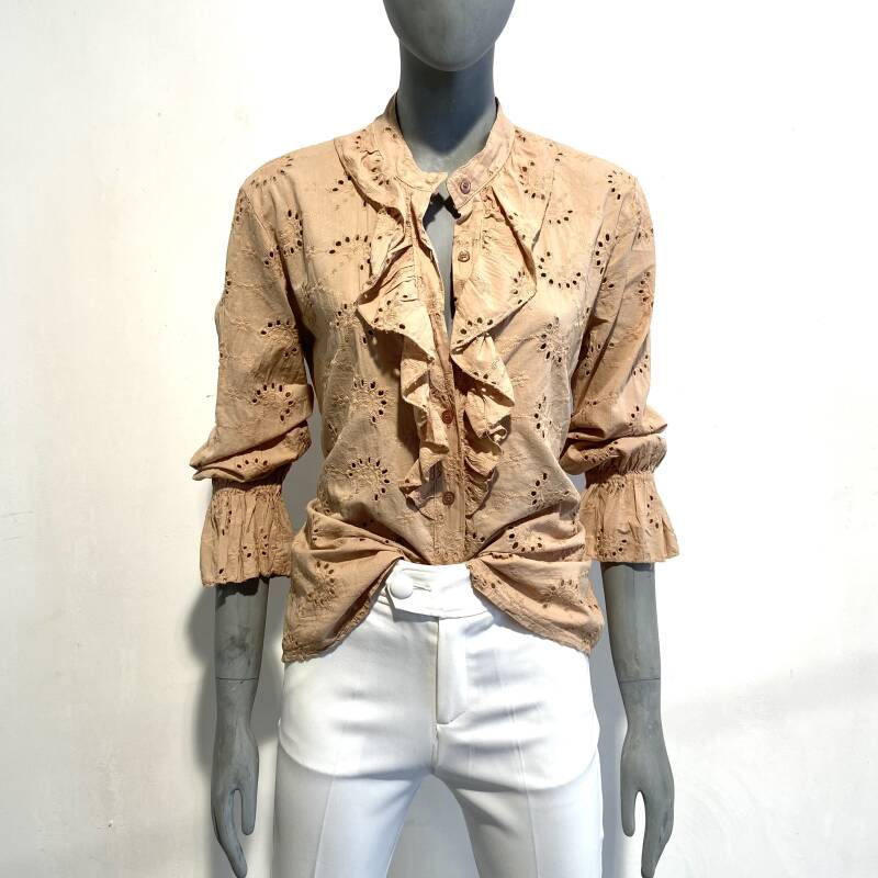 LOLA! BLOUSE RUCHES
