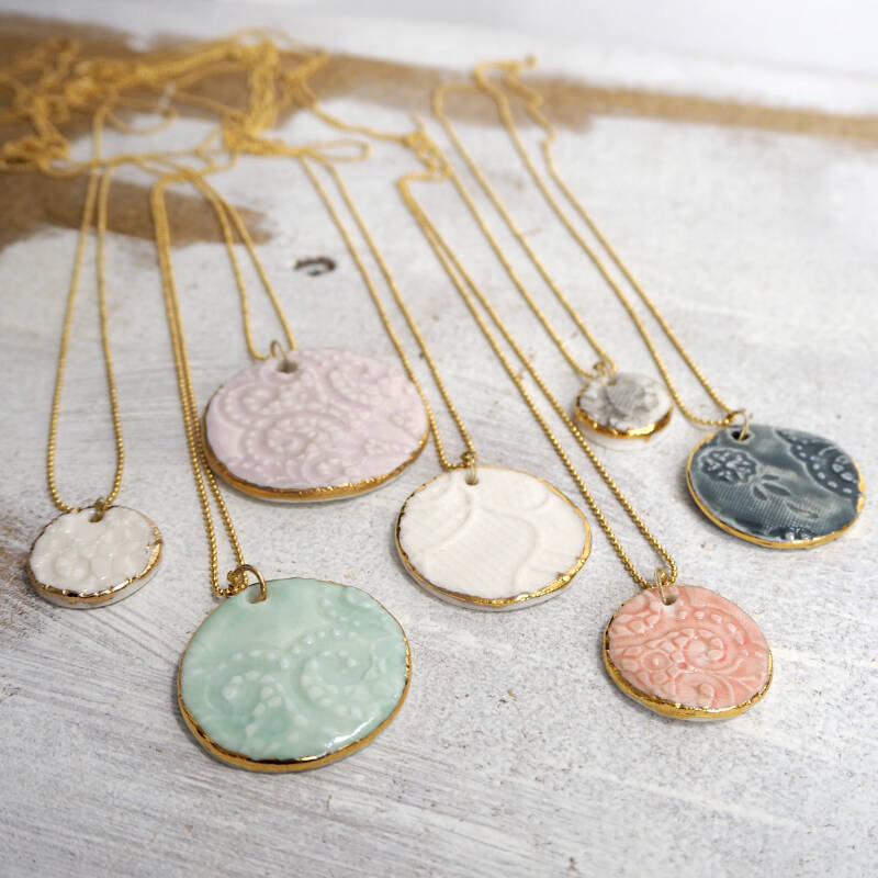 Ketting 'Lace'