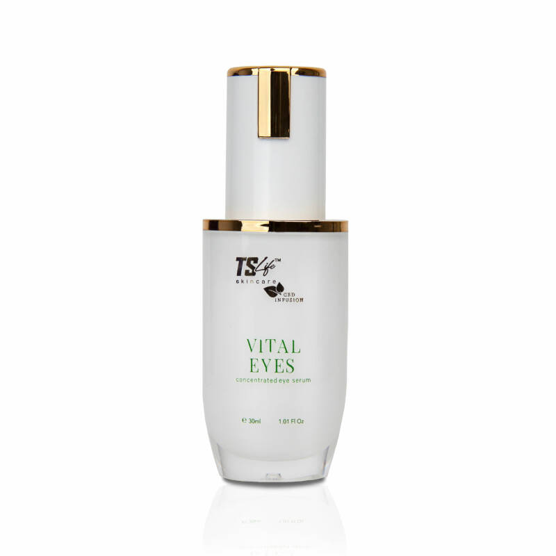 VITAL EYES - 30 ml - Concentrated Eye Serum