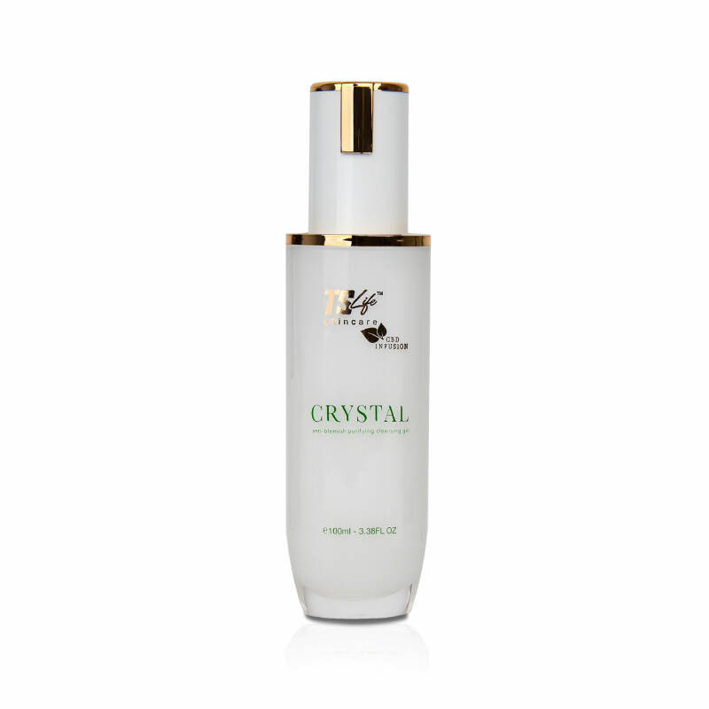CRYSTAL - 100 ml - Zuiver reinigende gel