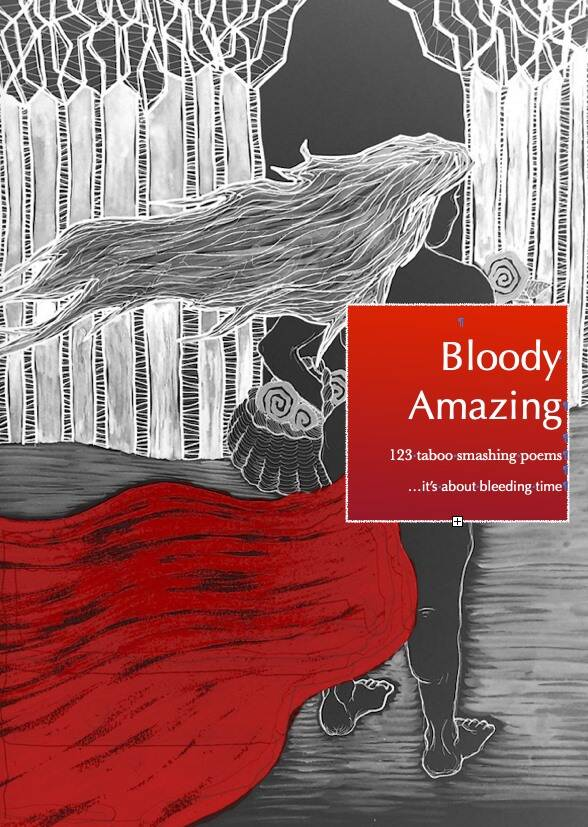 BLOODY AMAZING ANTHOLOGY FULL PRICE payable by PayPal to https://www.paypal.me/bloodybeautiful