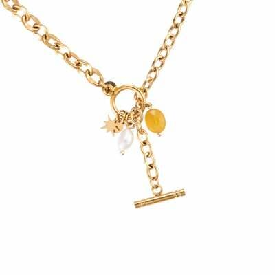 Y Shape Chain 4.0 Necklace