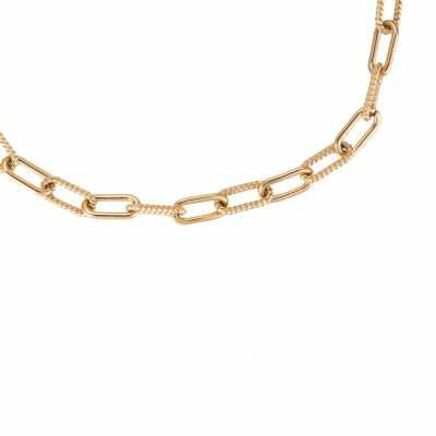 Sphere Chain By Chain Necklace