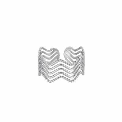 5 - Layer Wave Ring