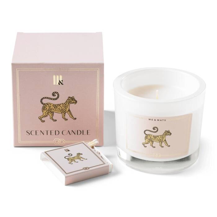 Luxury scented candle - You Tigra