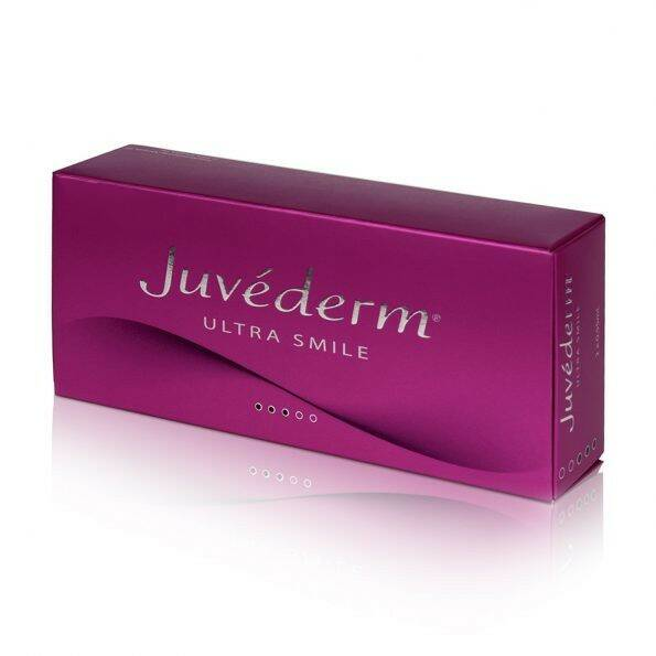 JUVEDERM® ULTRA SMILE LIDOCAINE 0,55ML 2 Syringes x 0,55ml per pack