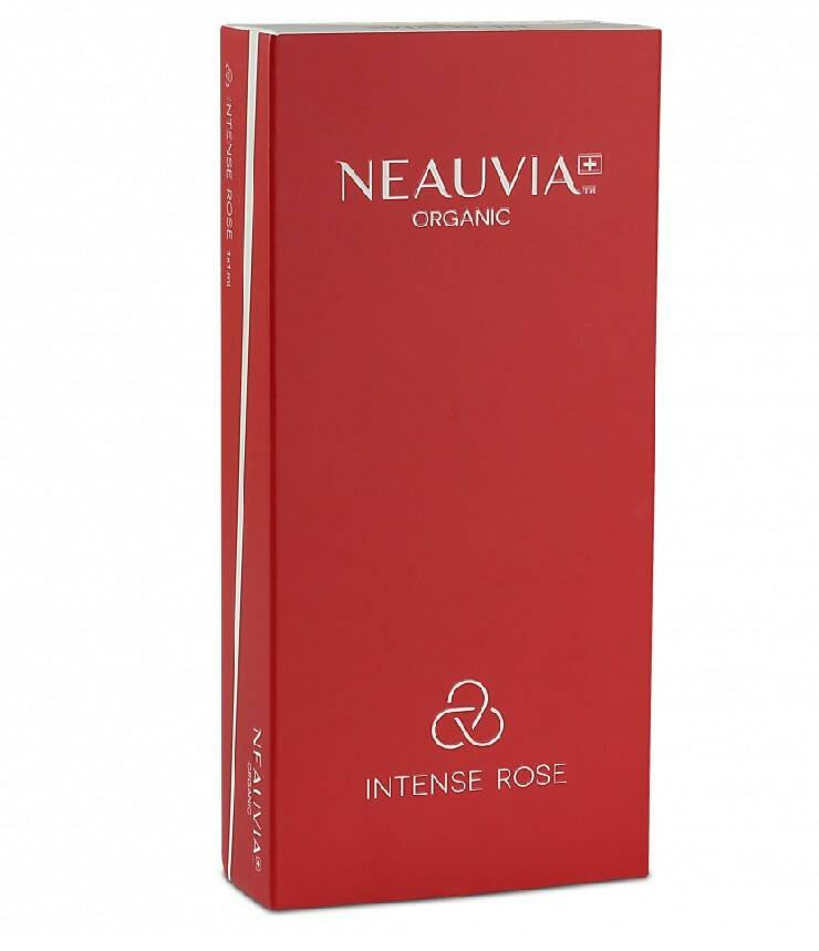 NEAUVIA ORGANIC INTENSE ROSE 1ML 1 spuit x 1 ml per verpakking