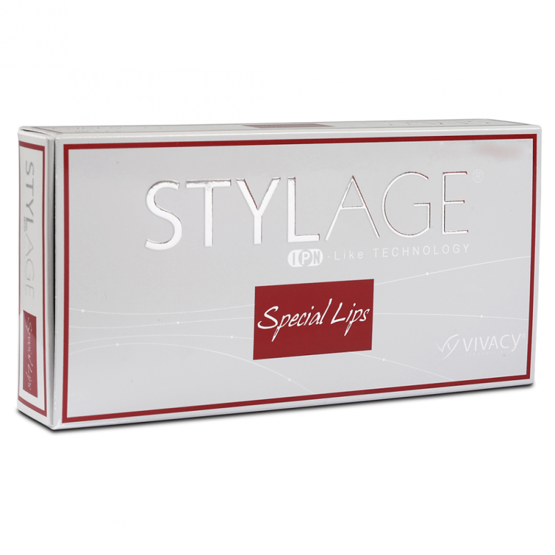 STYLAGE® SPECIAL LIPS 1ML 1 spuit x 1 ml per verpakking