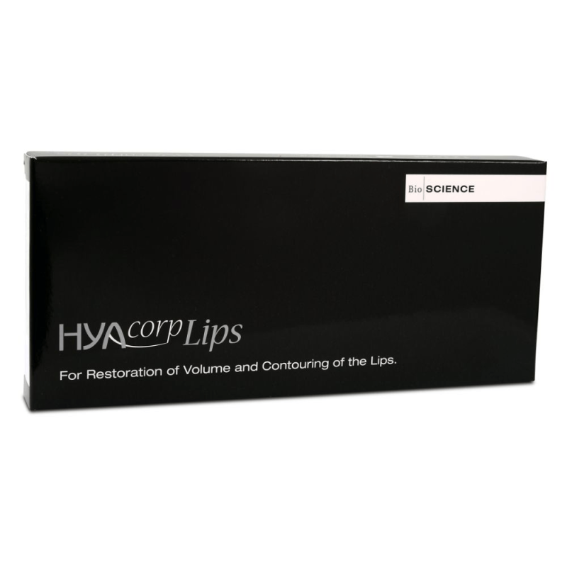 HYACORP LIPS 1ML 1 spuit x 1 ml per verpakking