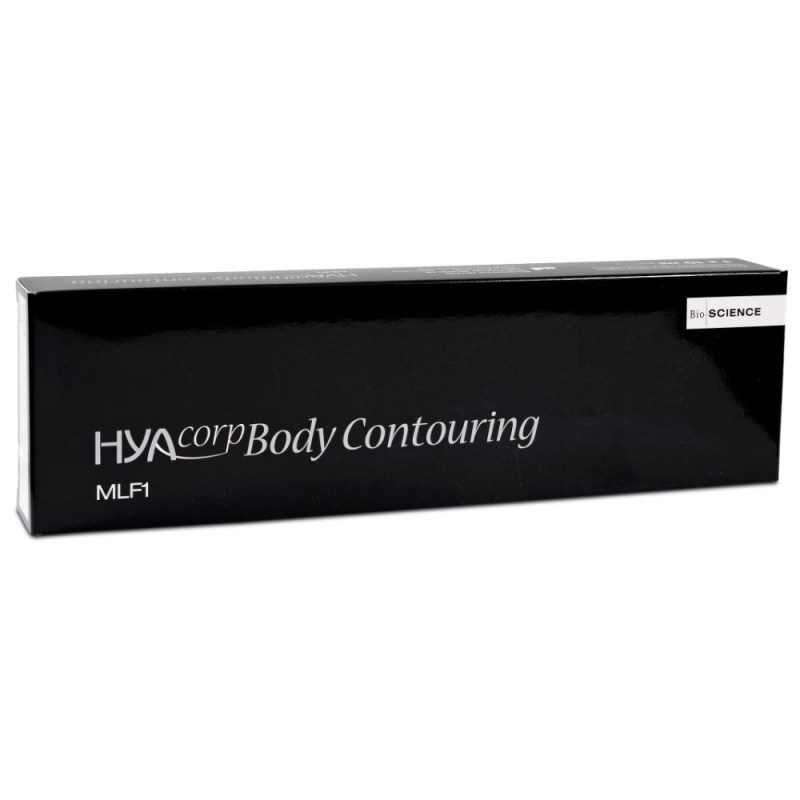 HYACORP BODY CONTOURING MLF1 10ML 1 spuit x 10 ml per verpakking