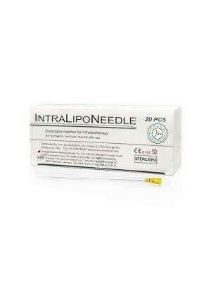 INTRALIPONEEDLE 20G X 100 MM   canules