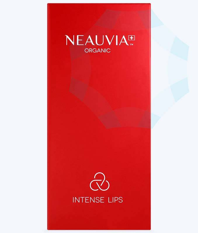 NEAUVIA ORGANIC INTENSE LIPS 1ML 1 spuit x 1 ml per verpakking