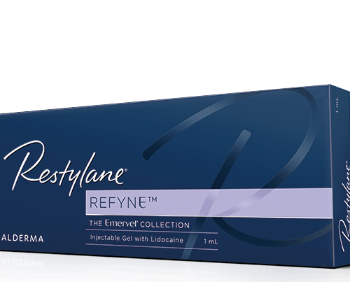 RESTYLANE® REFYNE LIDOCAINE 1ML 1 spuit x 1 ml