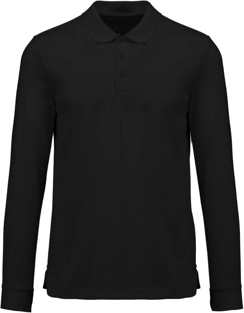 Polo L/S Cool plus adult 2027