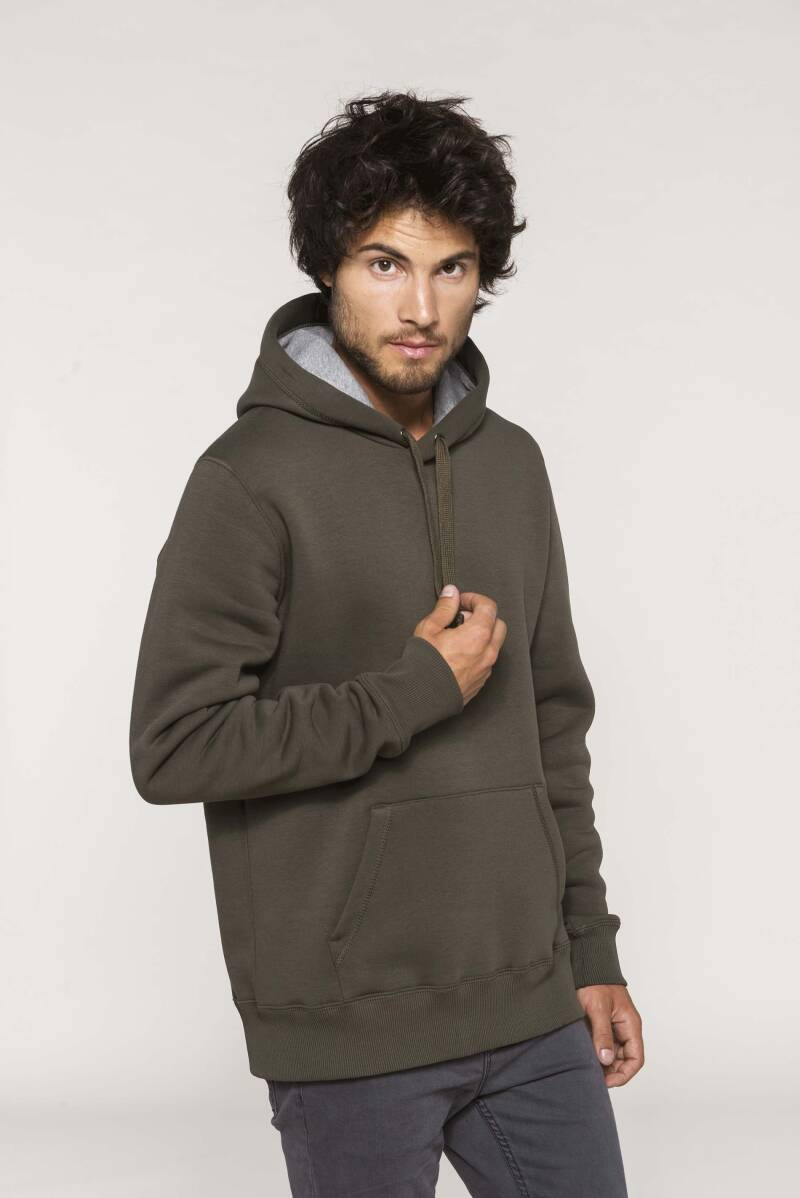 Hooded sweatshirt men 4212