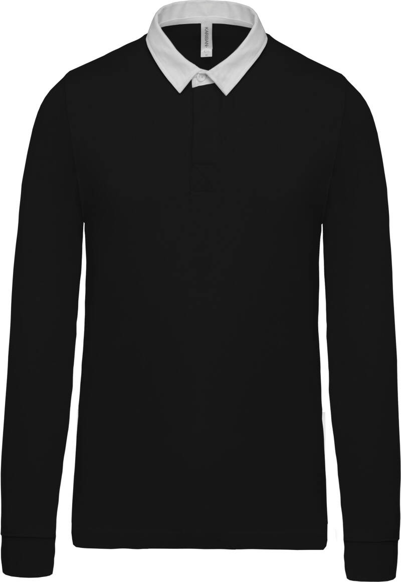 Rugby polo L/S men  2299