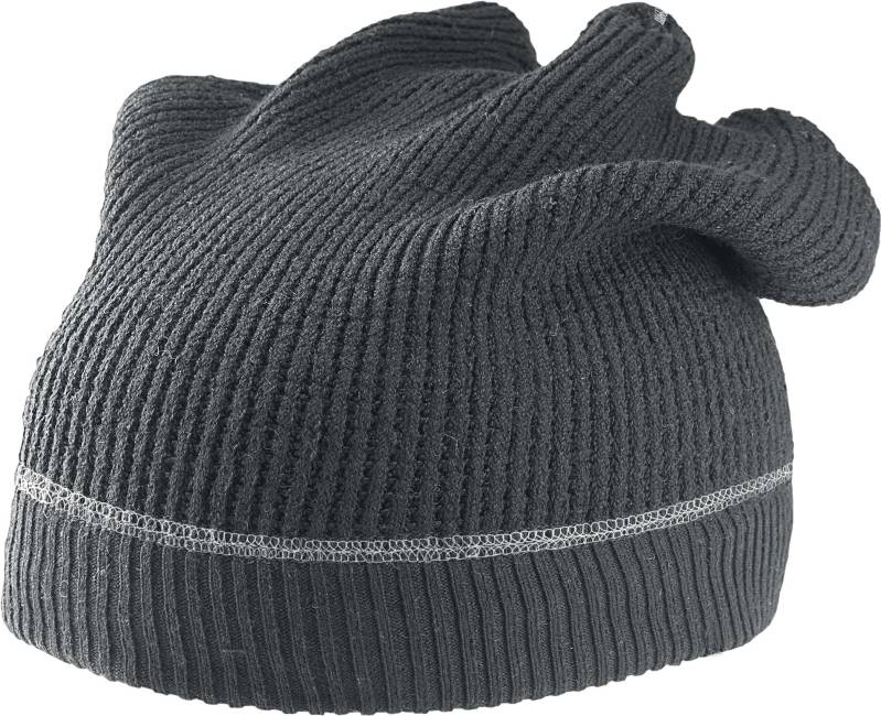 Knitted slouch hat  1204