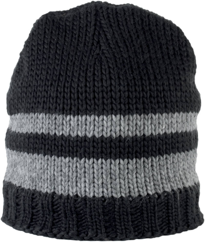 Beanie lined knitted beanie  1125