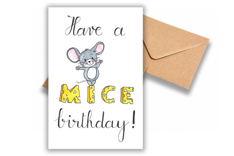 Have a mice birthday!