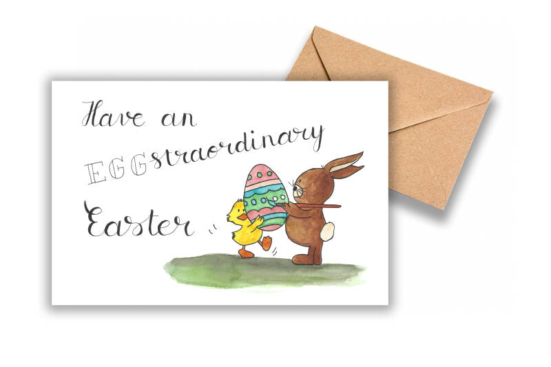 Have an EGGstraordinary Easter