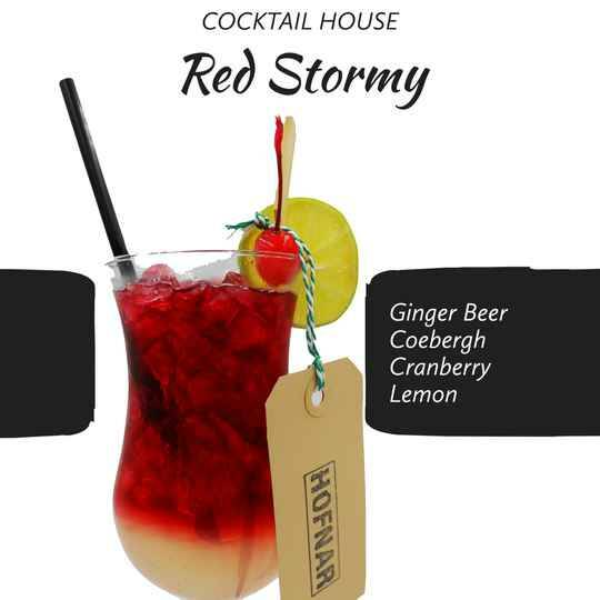 Red Stormy
