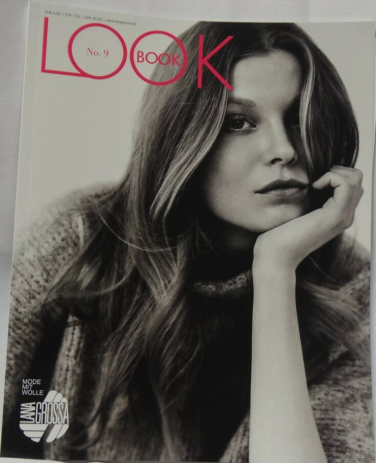 Lana Grossa Look book  nr 9