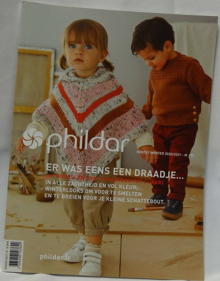 Phildar herfst / winter nr 193