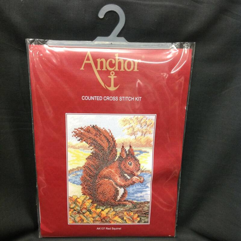 Anchor: Red Squirrel