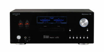 Advance Paris 150 All-in-one streaming cd-speler receiver.