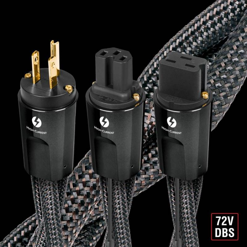 Audioquest power cable Tornado high current C15/C19