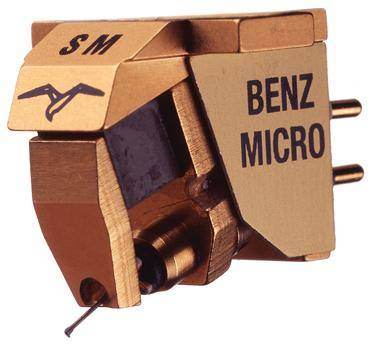 Benz Micro Glider S High