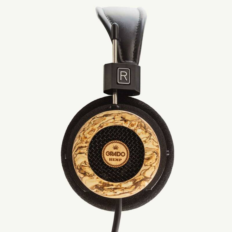Grado labs headphone Limited Edition The Hemp