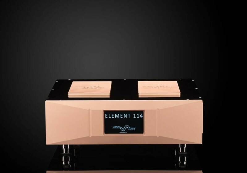 Merrill Audio Element 114 Stereo amplifier