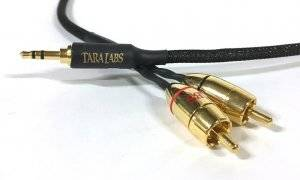 Tara Labs The iConic II - 1/8 Stereo > RCA