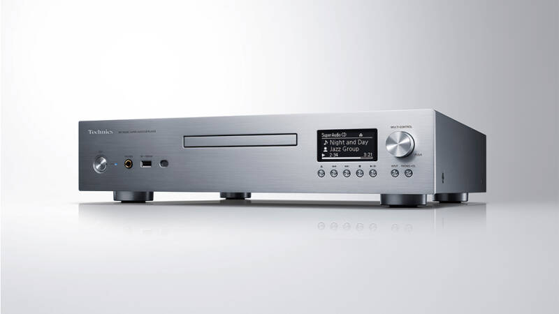 Technics Grand Class SL G700 Netwerk Super Audio