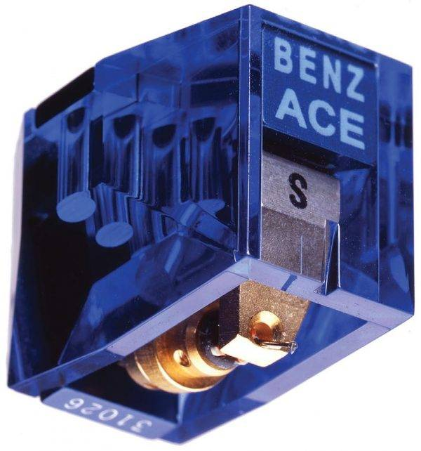 Benz Micro Ace S High