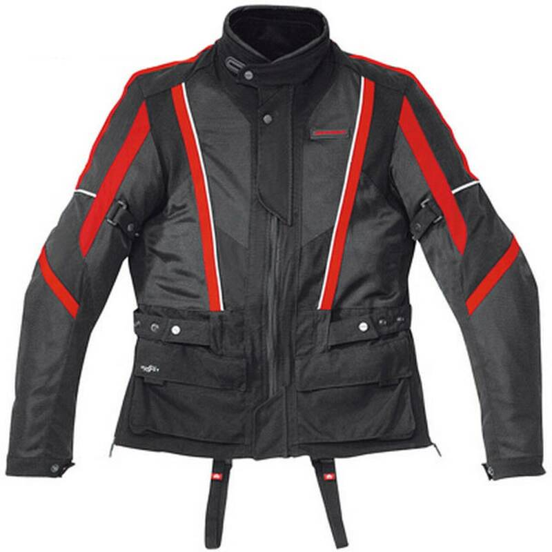 Spidi Netwin H2out Jacket  Black Large