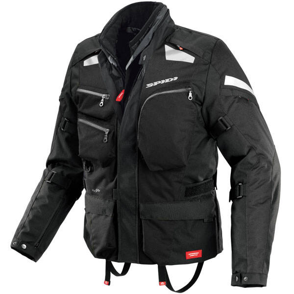 Spidi Voyager Jacket Black Medium