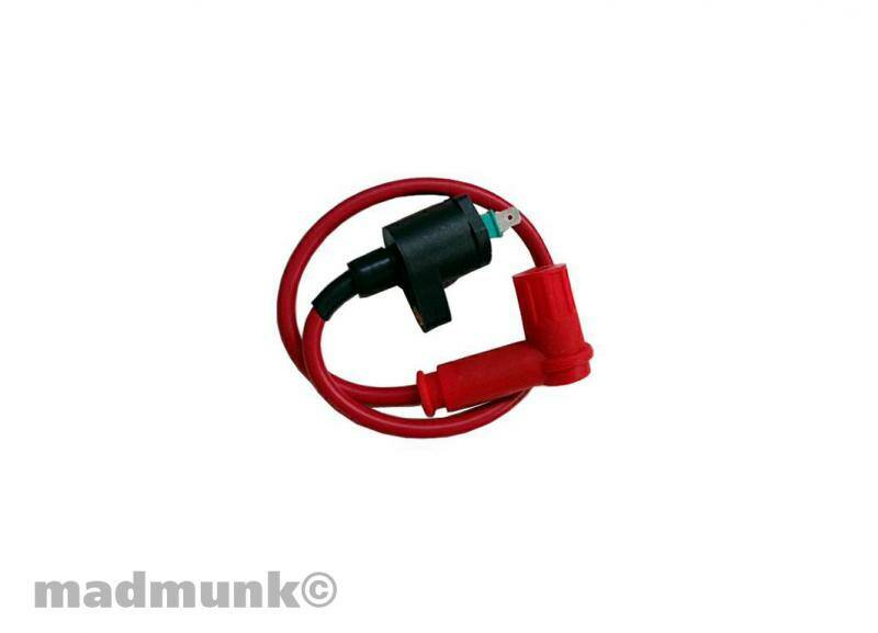 RED IGNITION COIL BS0585