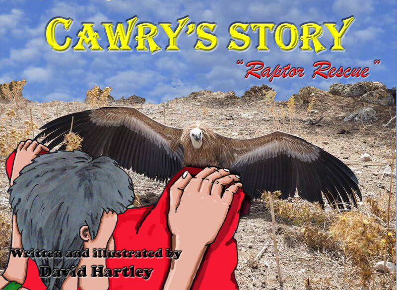"Cawry's Story ""Raptor Rescue"""