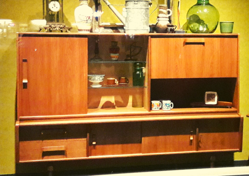 Vintage highboard Deens Design