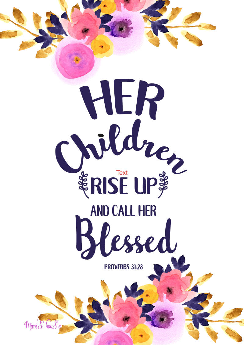 Her Children & the Lord is greater