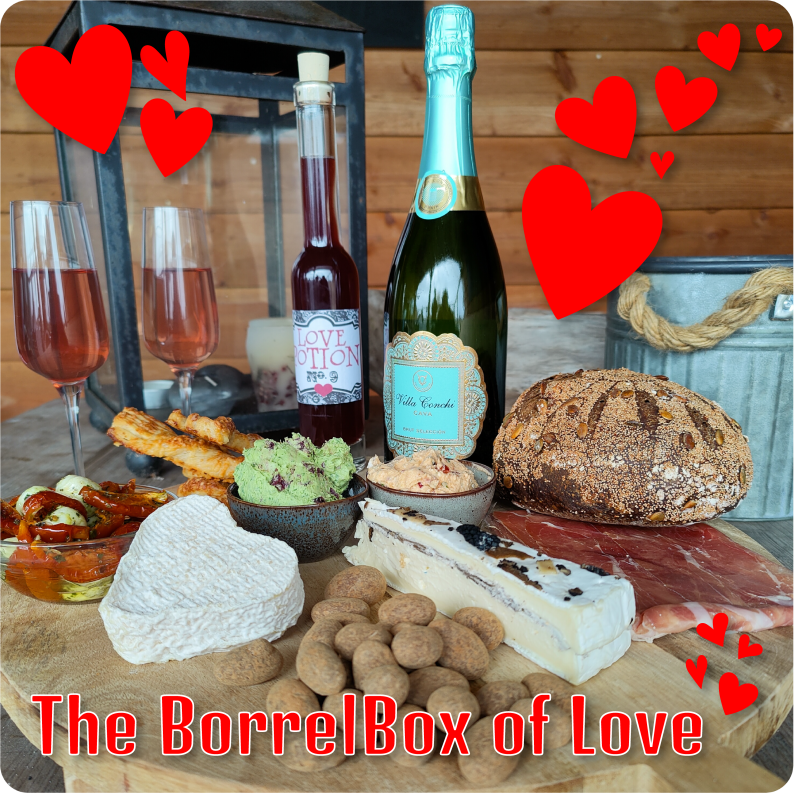 The BorrelBox of Love (heel NL)