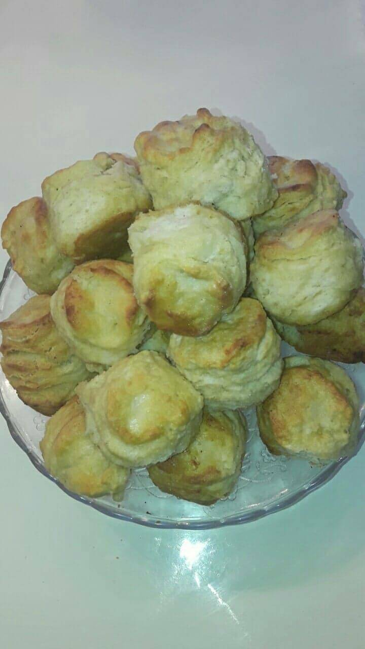 BOSS LADY'S BISCUIT