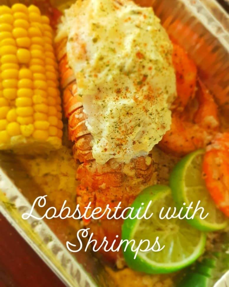 BOSS LADY'S LOBSTERTAIL
